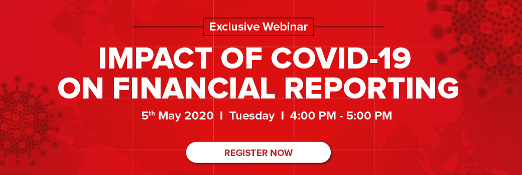 Impact on covid 19 on financial report 2020